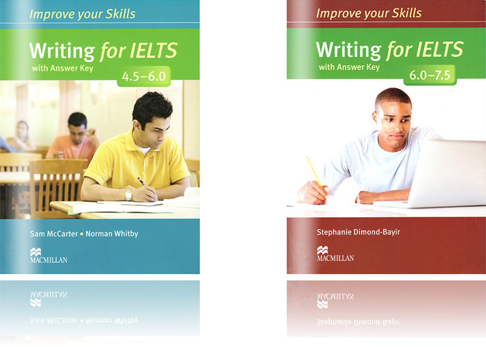 雅思課本:Improve Your Skills: Writing for IELTS​