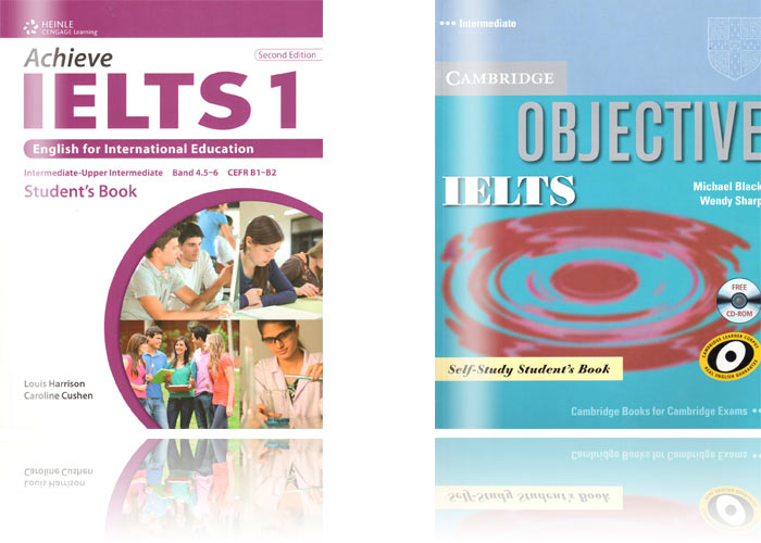 雅思書籍:Achieve IELTS : English for International Education Objective IELTS Intermediate