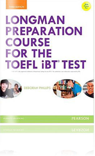 托福教材:Longman Preparation Course to the TOEFL iBT​