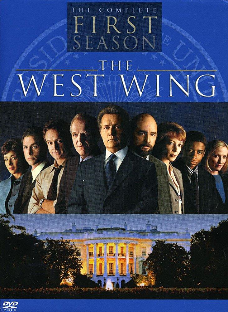 【學英文方法】如何透過看美劇學習正確的英文 - 《白宮風雲 - The West Wing》