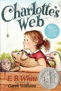 【學英文方法】看到英文小說就害怕?10本經典作,保證看得完 - 夏綠蒂的網《Charlotte's Web》– E.B. White