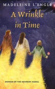 【學英文方法】看到英文小說就害怕?10本經典作,保證看得完 - 時間的皺紋《A Wrinkle In Time》 – Madeline L'engle