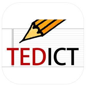 【推薦】多益/托福/雅思 10款以上超實用學英文工具 - TEDICT