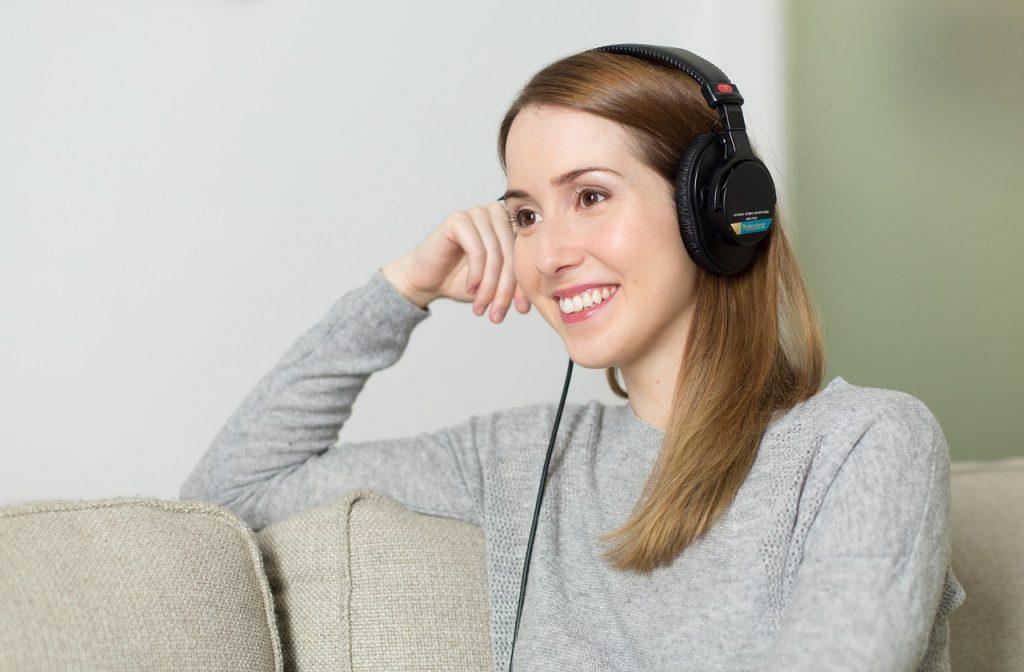 托福成績100分-聽力如何提高練習效率