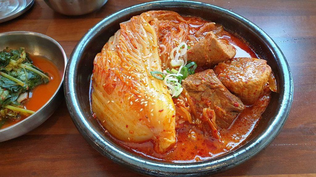 김치찌개 就是「泡菜鍋」