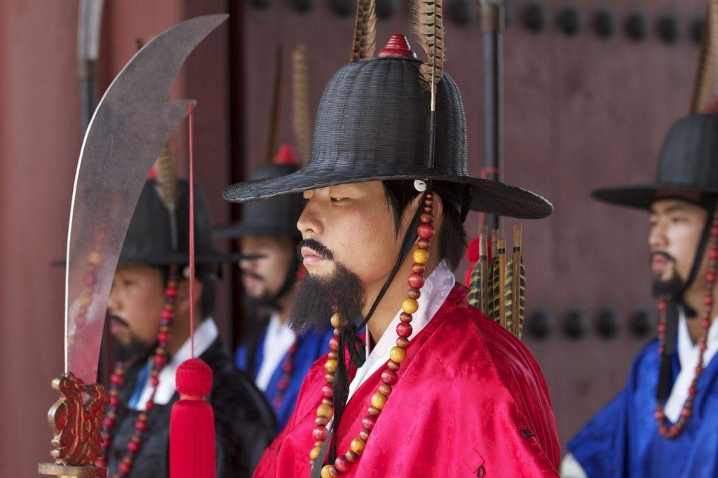 體驗韓國傳統服飾學相關單字