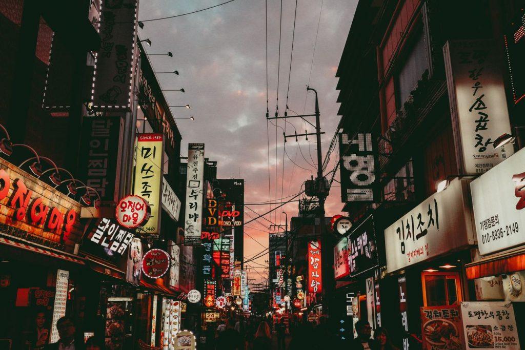 韓文文法表達有.....的句型