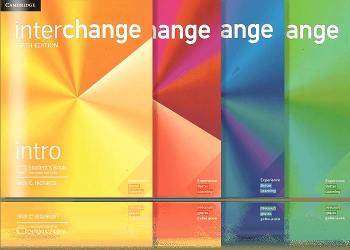 英文會話教材推薦-New Interchange