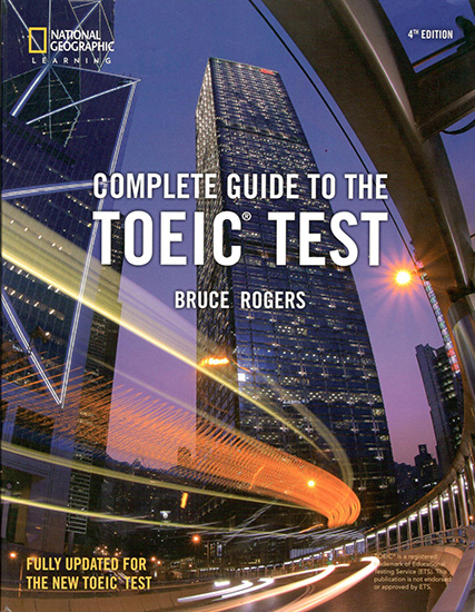 多益用書:Complete Guide to the Toeic Test​