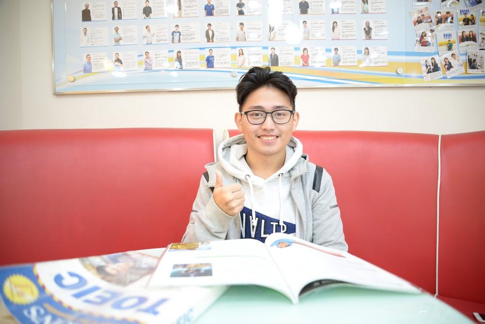 成為台北多益補習班高分榜單之一上完多益課程就考到850分