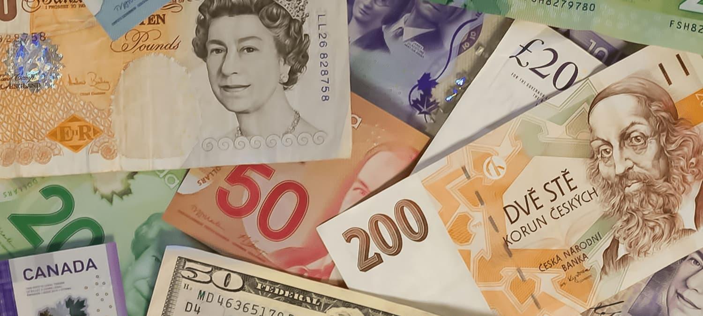 exchange rate 匯率